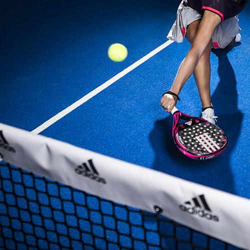 Padel tennis faciliteter